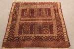 Antique Tekke Ensi rug