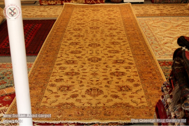 New Sultan Abad carpet