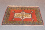 Old Turkish Ushak rug