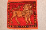 Turkish Lion rug