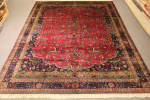Antique Indian American Kashan