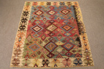 Antique Aleppo Kilim