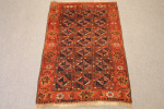 Antique Bashiri rug