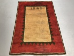 Antique Swedish rug