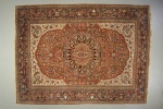 Antique Ahhar rug