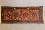 Antique Baluch Balishti