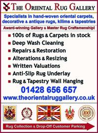 The Oriental Rug Gallery Customer Parking in Wey Hill, Surrey.jpg