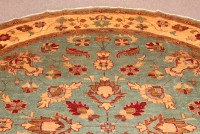 Sultan Abad circular carpet