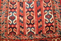 Antique Yamut bag