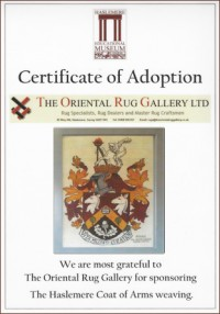 ADOPT AN OBJECT FOR HASLEMERE EDUCATIONAL MUSEUM