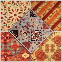 TRADITIONAL WITH A TWIST! RUG WOW! FACTOR