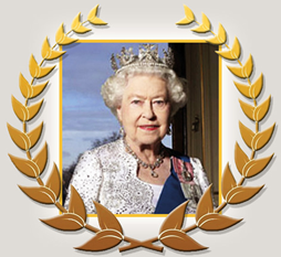 Weaving Diamond Gold for Queen Elizabeth II by The Oriental Rug Gallery Ltd Surrey GU27