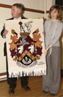 Haslemere Museum accepts The Oriental Rug Gallery Ltd's Weaving