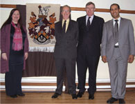 Worshipful Company of Weavers London - The Oriental Rug Gallery