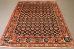 Antique Varamin Carpet