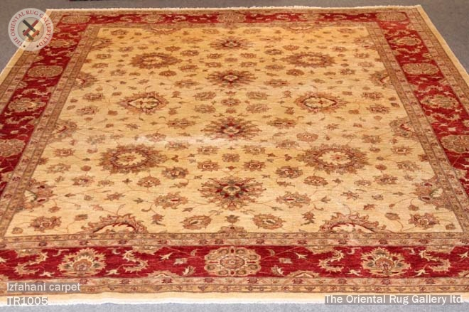 Izfahani carpet