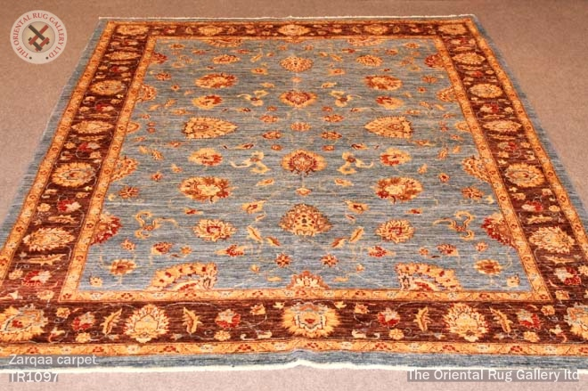 Zarqaa carpet