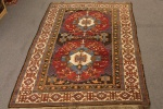 Antique Daghstan rug
