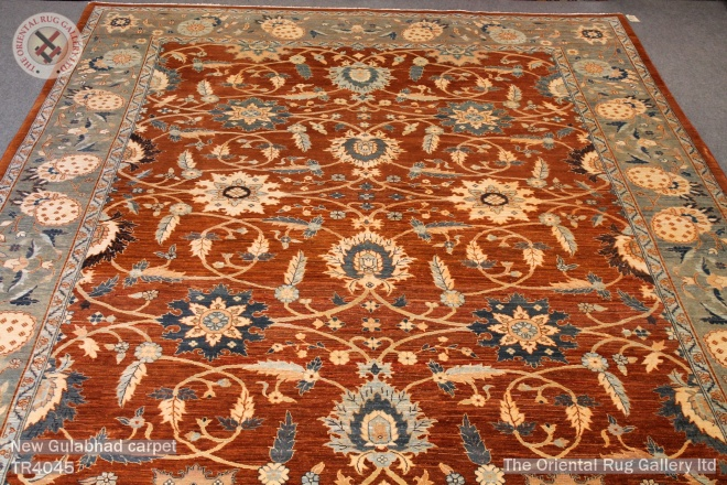 New Gulabhad carpet