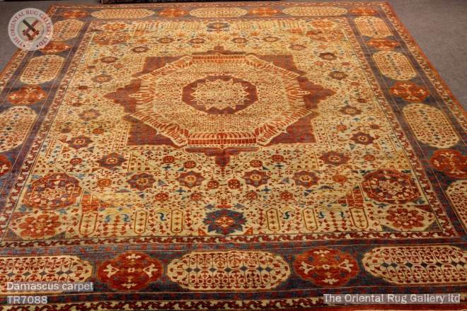 Damascus carpet