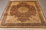 Silk Qom carpet