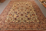 Fine antique Kashan Carpet