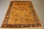 Antique Silk Turkish rug