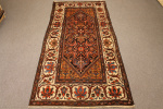 Antique Bakhtiari long rug