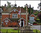 HASLEMERE TOWN HALL AND COUNCIL CHAMBERS