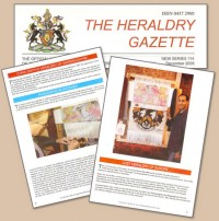 THE HERALDRY SOCIETY WEAVE A RUG KNOT INTO HASLEMERE'S HERITAGE