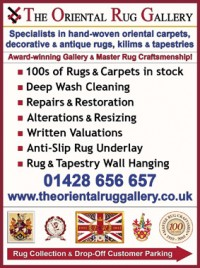 SIGN UP! FOR HAND-WOVEN RUGS, ORIENTAL CARPETS, KILIMS AND TAPESTRIES