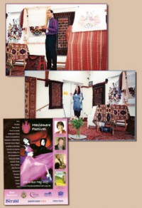 THE ORIENTAL RUG GALLERY LTD'S TALK AT HASLEMERE FESTIVAL